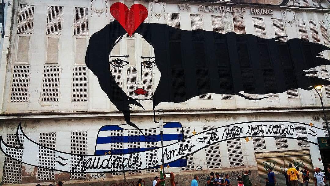 #boulevardolimpico  #streetart  #streetartrio