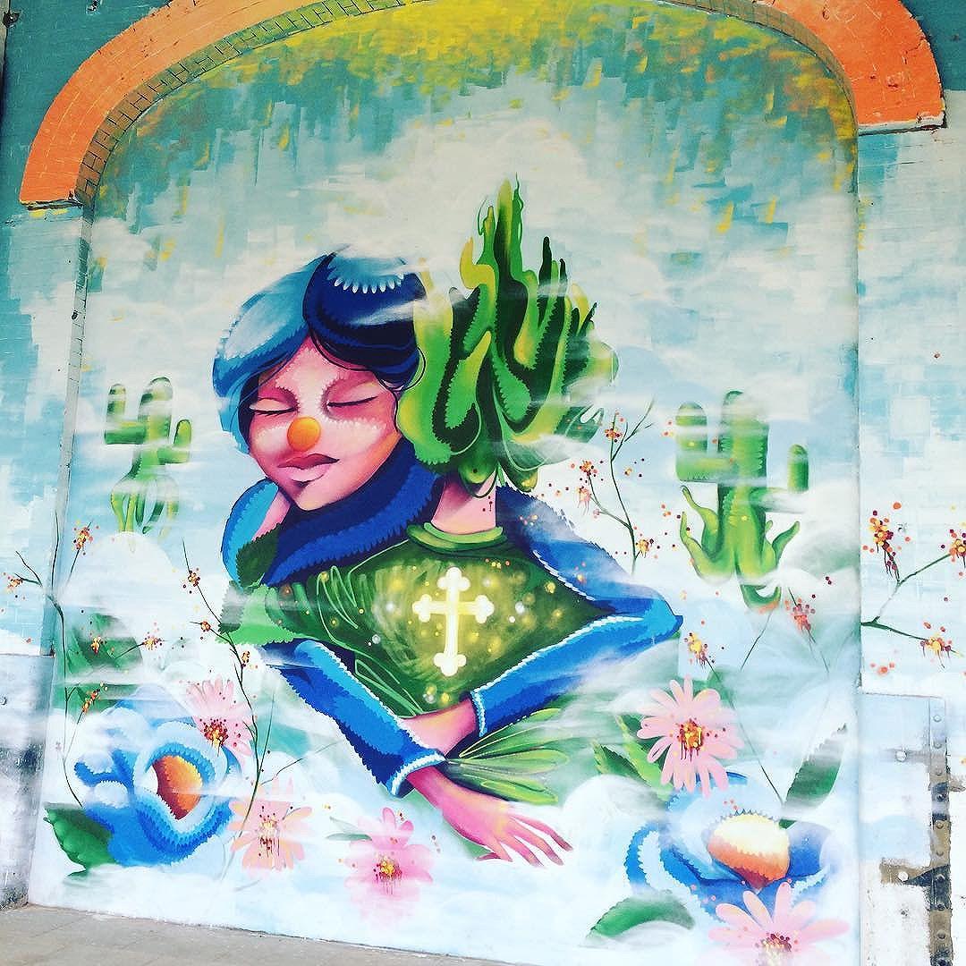 Esse eu não sei ainda de qual artista é... #InstaGraffiti #InstaGrafite #MuseuACéuAberto #PortoMaravilha #ZonaPortuária #BoulevardOlímpico #Rio2016 #StreetArt #StreetArtRio #ArteDeRua