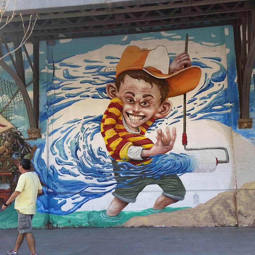 #graffiti #graffitiart #graffitiwall #streetculture #streetphotography #streetstyle #urbanart #spraypaint #graffitirio #StreetArtRio #muros #artederua #streetart #arteurbana #welovestreetart #mural #streetartfiles #graffart #graffittigers #spraypaint  #olheosmuros #loves_street_art #graffitilegends #streetartofficial #streetarteverywhere #streetartistry #stickerart #urbanwalls #instagraffiti #spraycanart #graffitiporn