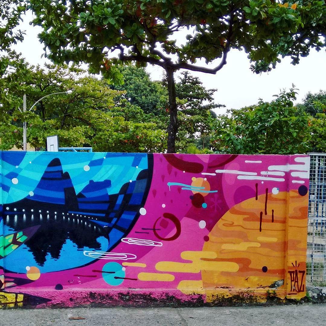 #grafite #graffiti #grafiterio #grafitearte #graffitiart #elgraffiti #dsb_graff #dispatch_graffiti #graffiti_clicks #globalstreetart #instagrafite #instagraffiti #ig_graffiti #murals #nexus_streetart #publicart #streetart #urbanart #streetartrio #streetarteverywhere #brazilart #riodejaneiro