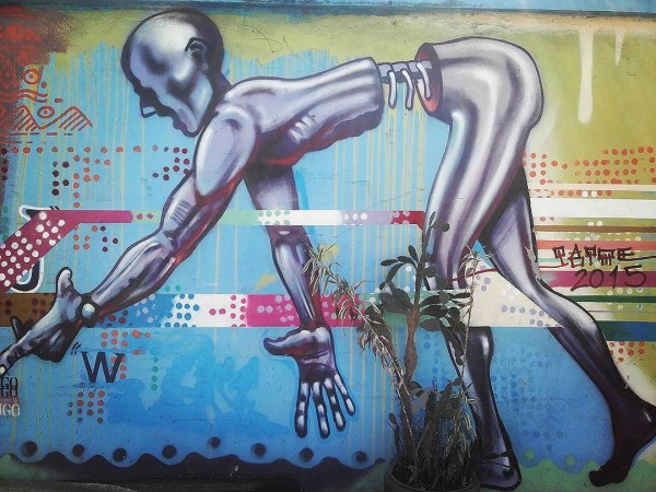 Compartilhado por: @streetart_bxd_duque_de_caxias em Aug 28, 2016 @ 21:08
