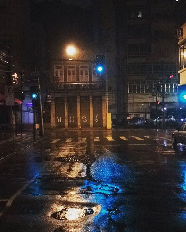 Noites de chuva ⛈⛈