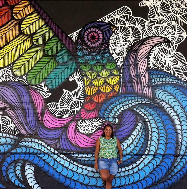 O mais lindo de todos. ️ #urbanart #arteurbana #grafitti #eutonanuvem #umveraopordia #cariocalifestyle #riomais #riodosmeusolhos #boulevardolimpico #rafamon #cores #tudodecores #talento #brazil #errejota #destinoerrejota #graffitirio  #graffitigirl #streetart