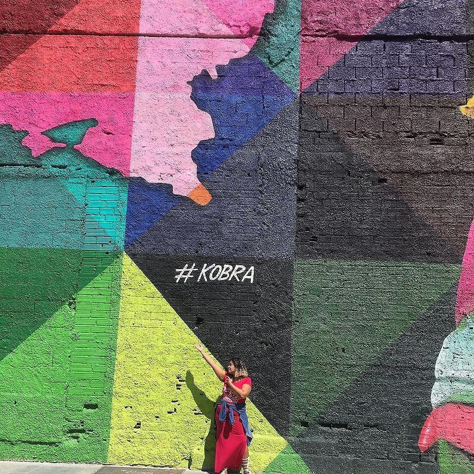 """""""Pés, por quê os amaria, se tenho assas para voar?"""" (Frida Kahlo) #StreetArtRio"""