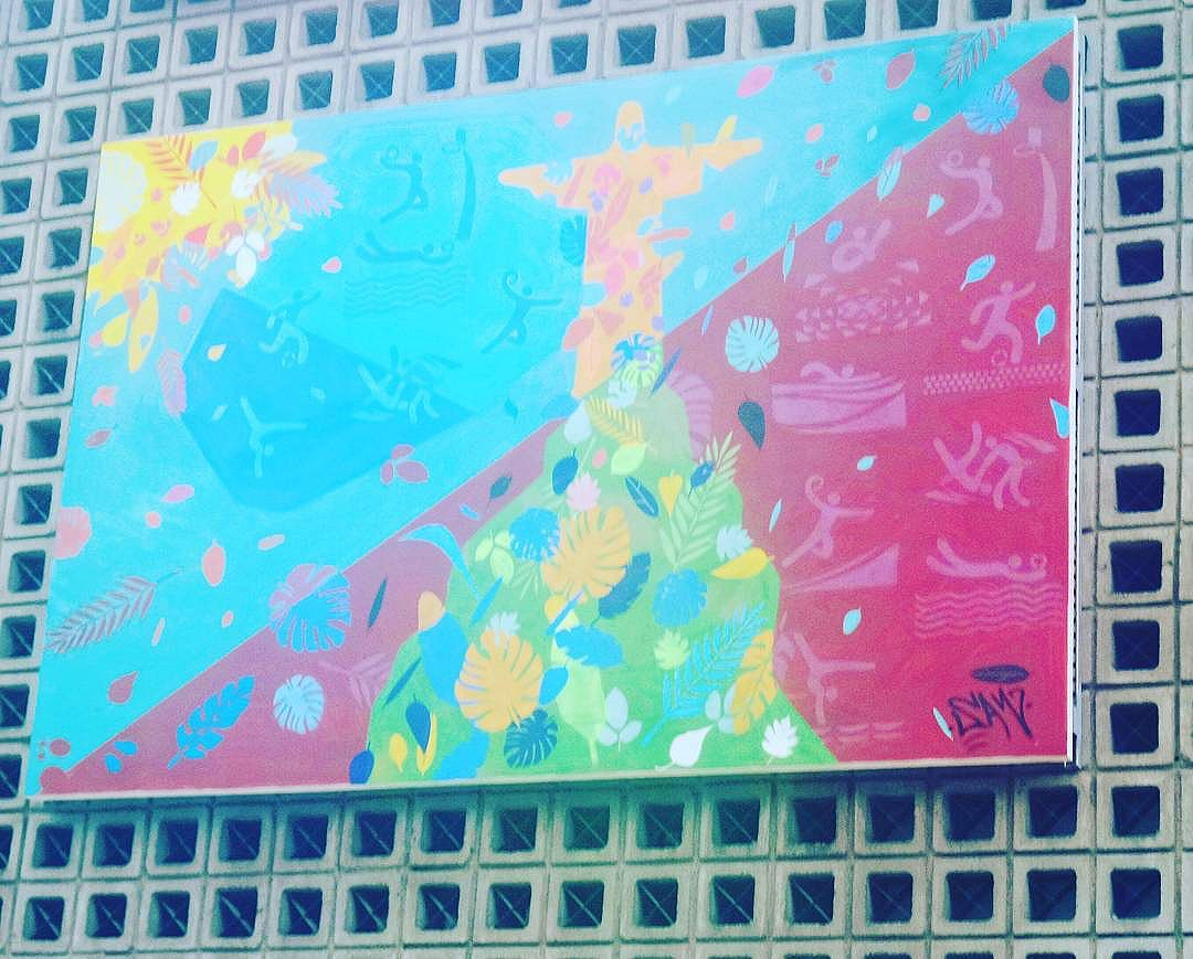 #rioolympics #redeglobo #brazil #rioolympics #sports #cristoredentor #graffiti #graffitiart #graffitinaveia #graffitilovers #graffiticarioca #grafitismo #graffiticulture #graffitigirl #graffitibrasil #graffitiworld #graffitigram #graffitiporn #graffitiartist #graffittiwall #graffitilife #streetartrio #streetartist #streetstyle #streetphotography #streetphotographers #ofantasticomundodografite #wallporn #sprayart #spraywall #graffirio