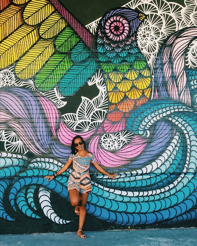 Só pq eu fiquei apaixonada por essas paredes lindas! #streetartrio #boulevardolimpico #portomaravilha #piermaua #vscogrambr #vscofotografia #tonoadorofarm