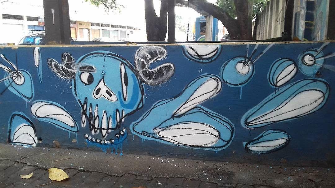 #streetartrio #graffiti #wallart #vandal #baixada #spraycan #streetart #arteurbana