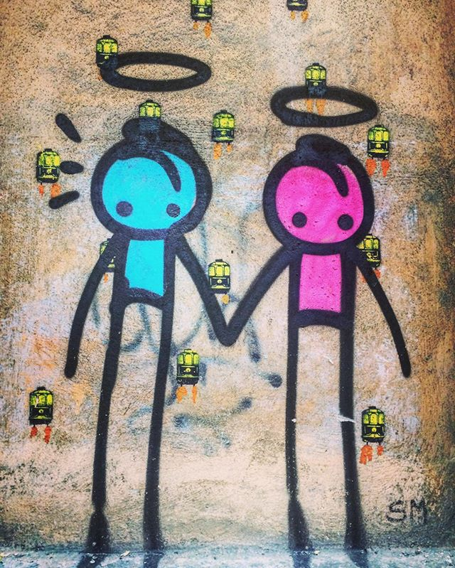 #wark #angels #sreetart #streetartrio #writers #cidademaravilhosa #instariolovers #instario #instario #casaitalia