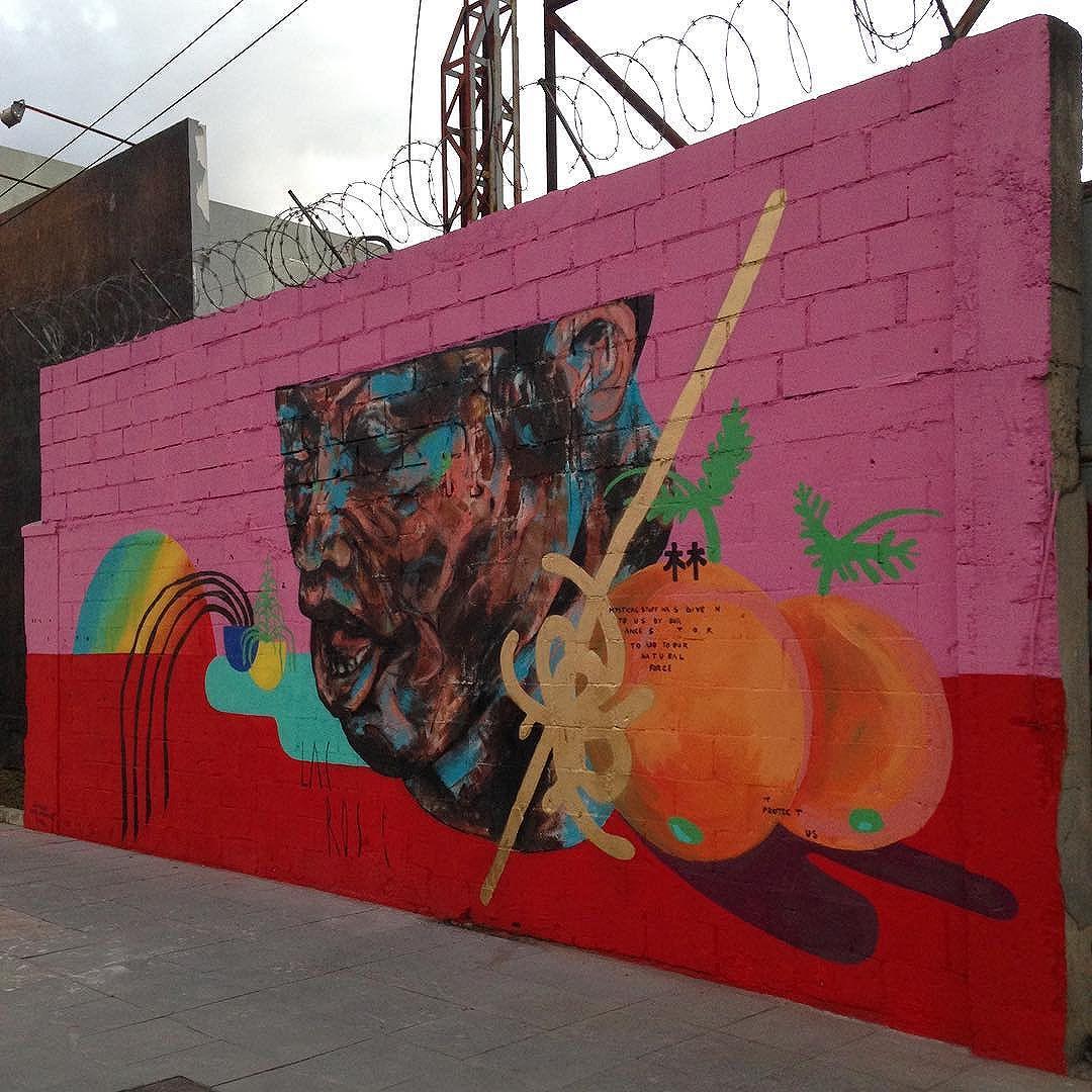 Arte de @zehpalito e @rahayashi em galpão do @artrua 2016 no Santo Cristo, rua Professor Pereira Reis, 76 até 2 de outubro. foto de @ArteRuaRio | #ArteRuaRio #artrua #zehpalito #rahayashi | . . * veja mais arte em #BRarts #StreetArtRio #GraffRio #RJStreetArt #RJGraffiti #GraffitiRio #GraffitiCarioca #InstaGrafite