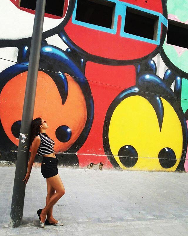 E que a vida seja a própria poesia... #StreetArtRio