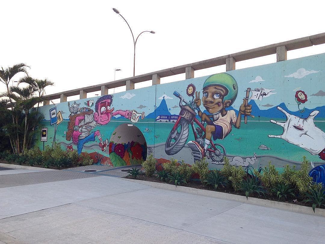 foto de @ArteRuaRio & arte de rua de @jeanpoull no Parque Madureira | #ArteRuaRio #jeanpoull #poull #brarts . . * veja mais arte em #StreetArtRio #GraffRio #RJStreetArt #RJGraffiti #GraffitiRio #GraffitiCarioca #InstaGrafite