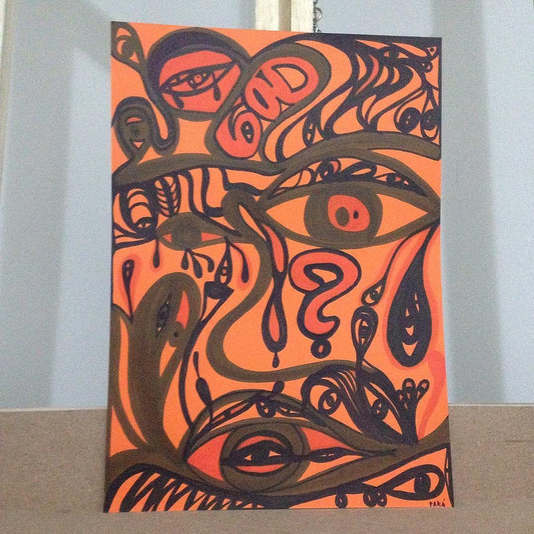 Mental God's drops artist.para@gmail.com #art #arte #artist #artwork #artoftheday #artsy #malerei #kunst #modernart #abstractart #instaart #instaartist #streetart #contemporaryart #graffiti #gallery #artbuyers #canvas #globalstreetart #artlovers #atelier #conceptart #brazilianart #artwork #urbanart #arteurbana #streetartrio #streetartist #art_spotlight #kunstwerk