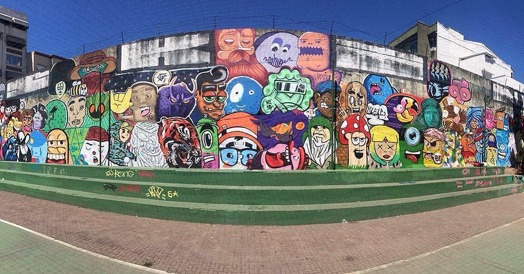Muito obrigado por participar mais uma vez desse momento histórico para o grafite carioca! #gratidao #streetartrio #pato #streeat #streetstyle #graffiti