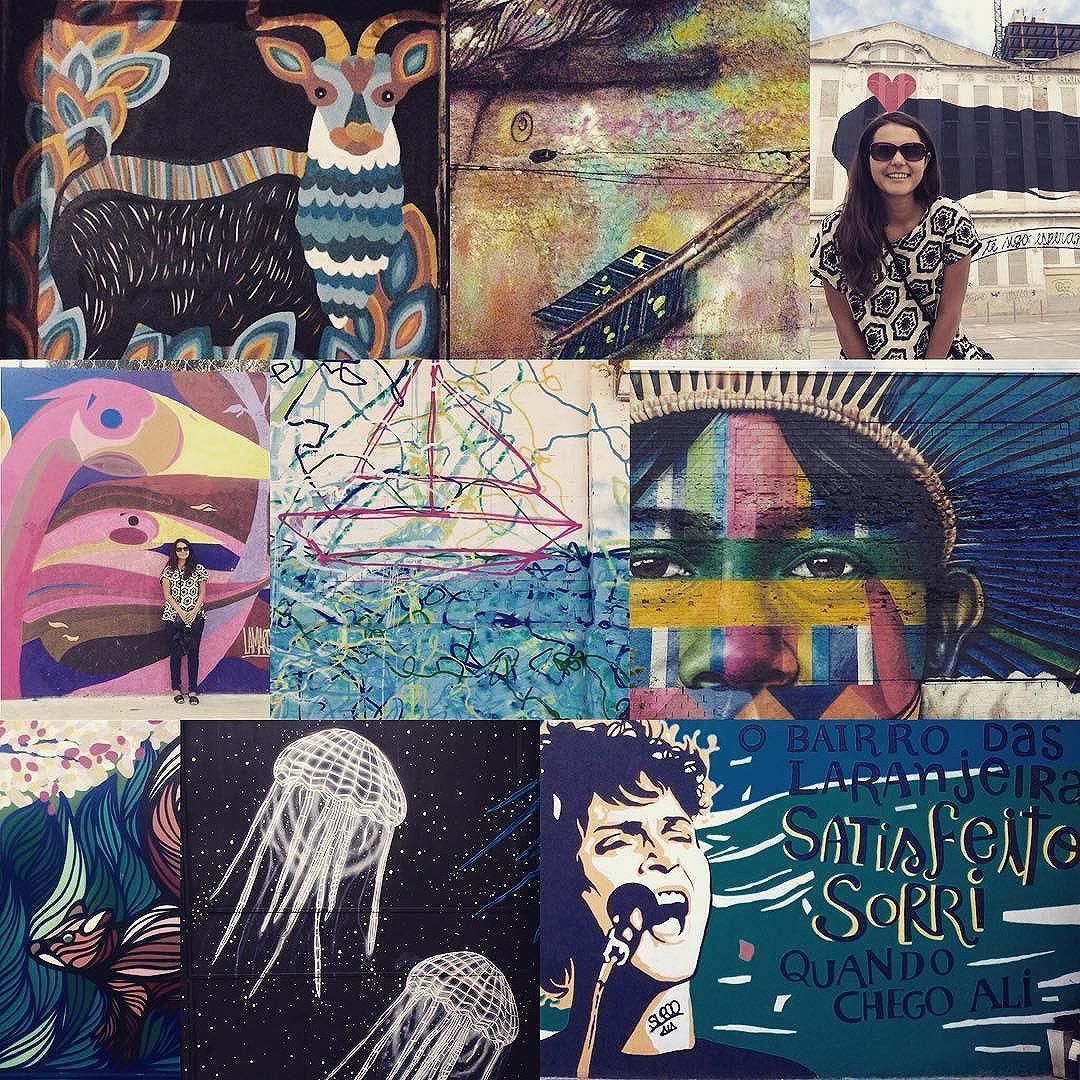 #street #streetart #streetartinrio #streetartrio #br #brasile #art #artistic #artist #colours #graffiti #kobra #riodejaneiro #rio2016 #brazil #brasil #bresil #travellingbrazil #colouring #me