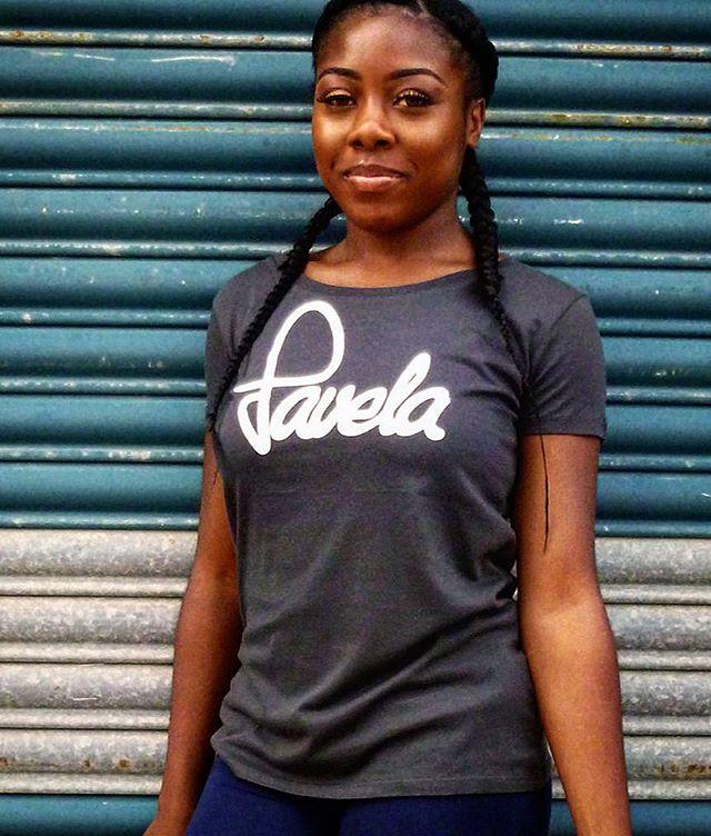 Favela womens logo tees available in charcoal and red. #favelaclothing #favela #favelapainting #womensfitness #womensfashion #surfergirl #surf #skate #skateboarding #skaterowned #skatergirl #riodejaneiro #newyorkgraffiti #newyorkfashion #fashion #brighton #clothinglabel #brasil #brazil #londonfashion #streetwear #streetart #streetstyle #londonstreetart #streetartrio #casuals #reggae #streetphotography #photography #photografia