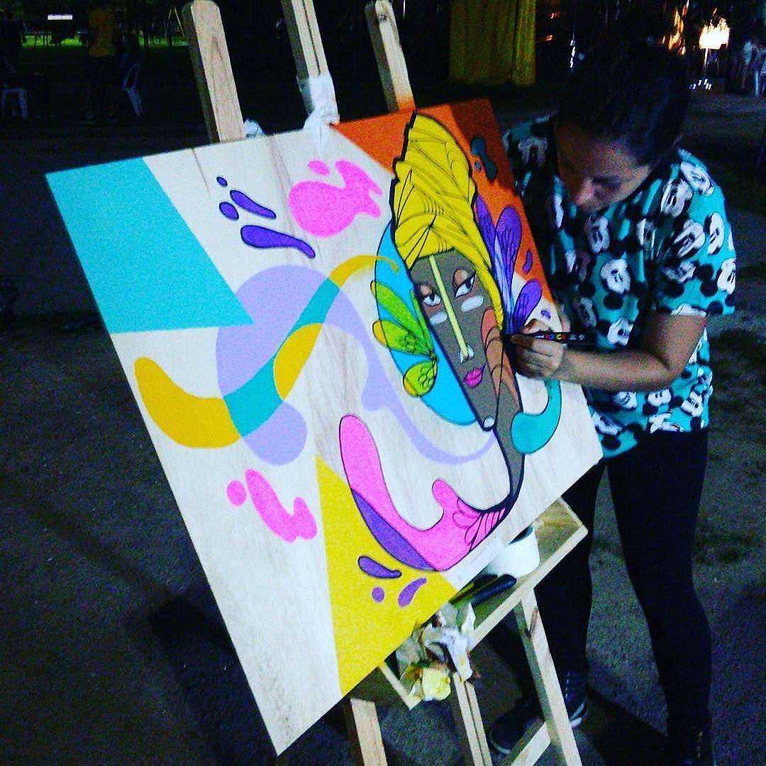 Muito talento. #rio #rj #br #riodejaneiro #art #streetart #graffitiart #graffiti #brazilianart #artederua #streetartrio #wall #wallart