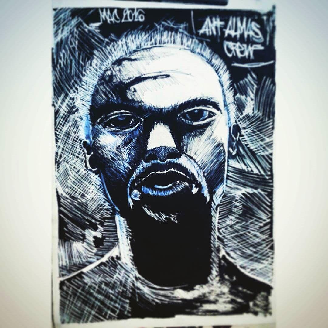 O regressivo diário nanquim e posca sobre papel #artcomtemporain #ilustrações #ilustration #antalmascrew #grafitti #grafitti #canvas #streetartrio #streetart #arte #poscabrasil #mtn #hardcore #hiphop