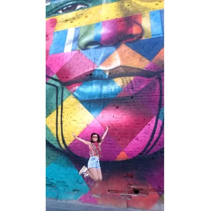 #tbt #kobra #streetartrio