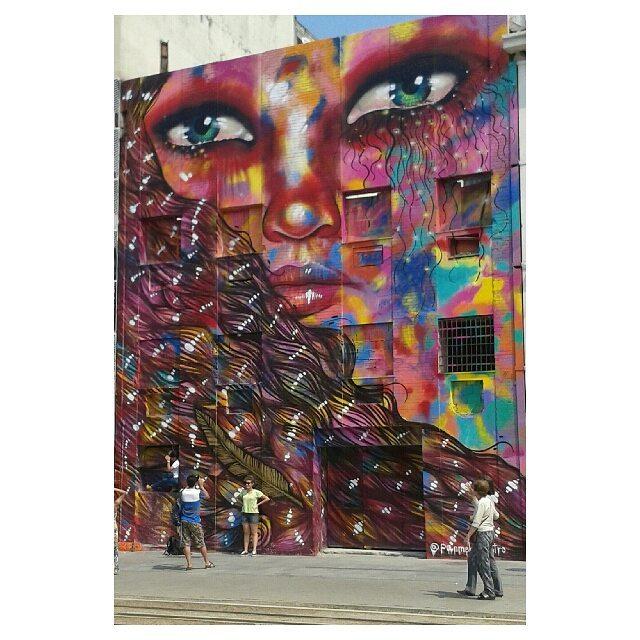 Tem como não admirar ?! #boulevardolímpico #panmelacastro #grafitti #grafitte #streetart  #streetartrio #urbanart #streetartbrazil #art #instagraffiti