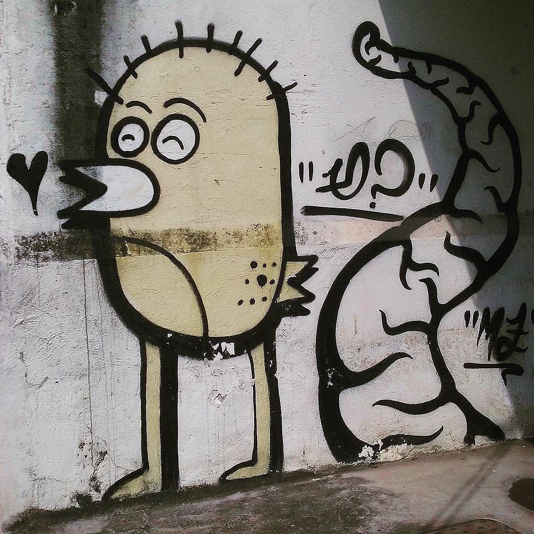 Das antigas  Rua dos Artistas. Tijuca (?) #StreetArtRio  #grafittinoriodejaneiro