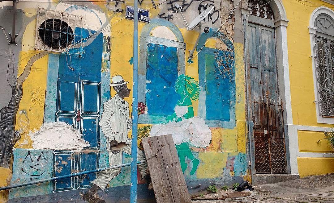 #gamboa #streetartrio #rioantigo #riodejaneiro #streetart #arteurbana #casas