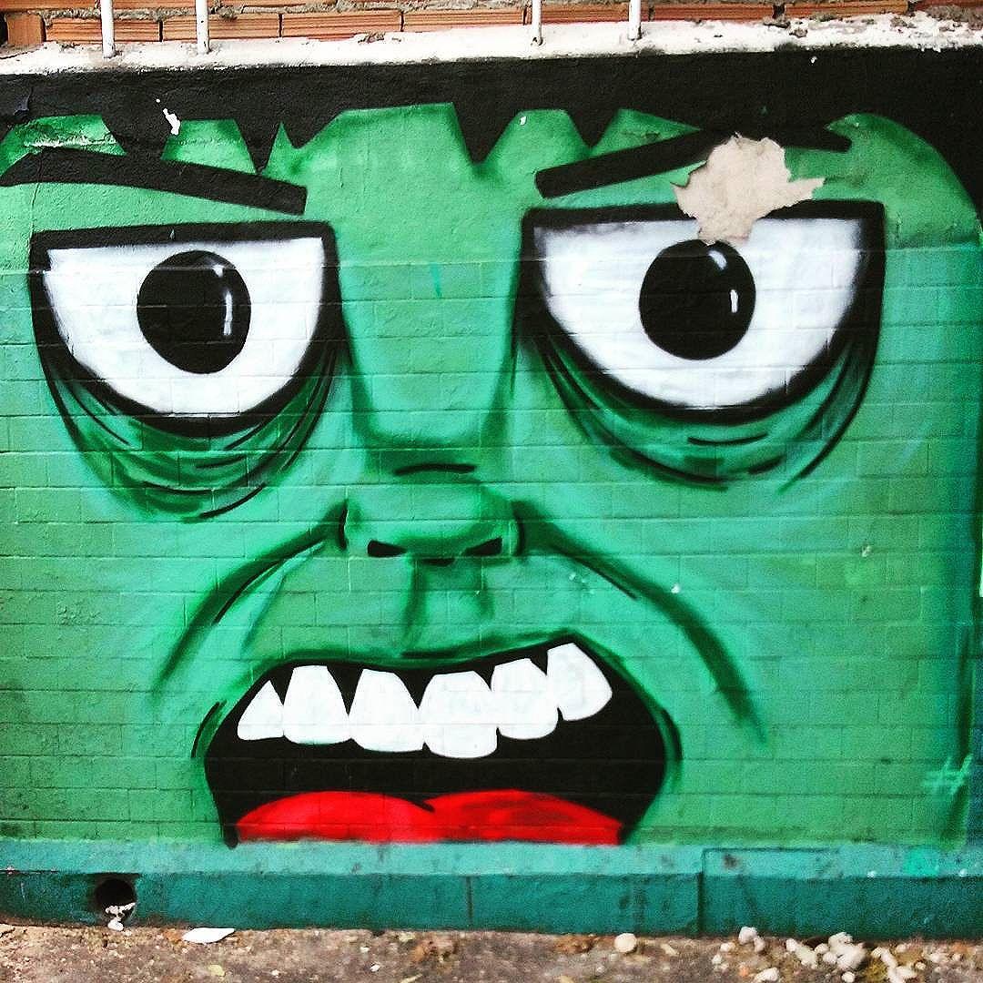 O incrível grafitti. Vila Isabel #StreetArtRio  #grafittinoriodejaneiro