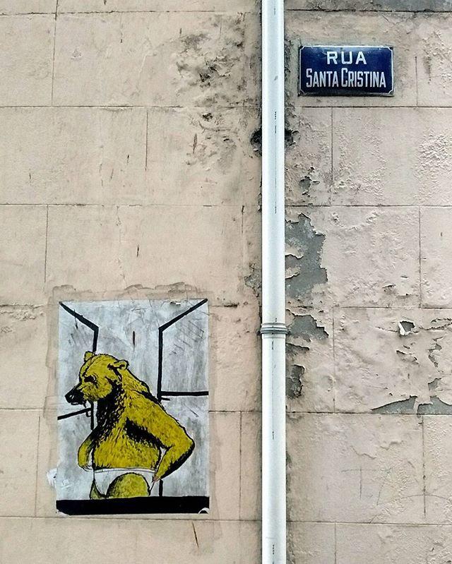 #streetart #santateresa #streetartrio