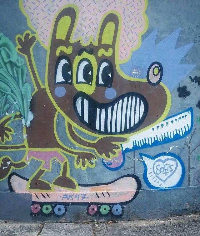 #streetart #streetartrj #streetartrio #urbanart #urbanwalls #wallart #arturbain #artderue #artecallejero #arteurbana #artederua #artenarua #graffiti #graffitiart #graffitiporn #instagraffiti #grafite #instagrafite #grafiterj #graffitirj #wall #muro #mur #grajau #grajaurj #instagrajau