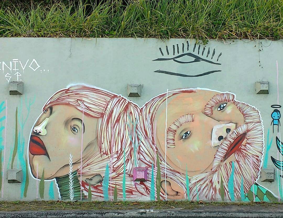 #streetart #urbanart #grafite #graffiti #wallart #enivo #riodejaneiro #streetartrio