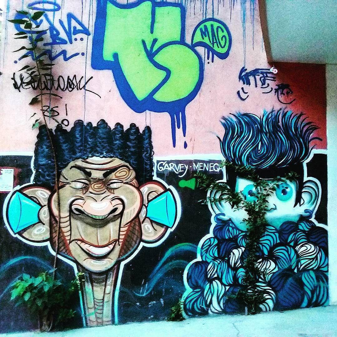 Agora na parede Rua Batista Neves Rio Comprido  #StreetArtRio  #grafittinoriodejaneiro