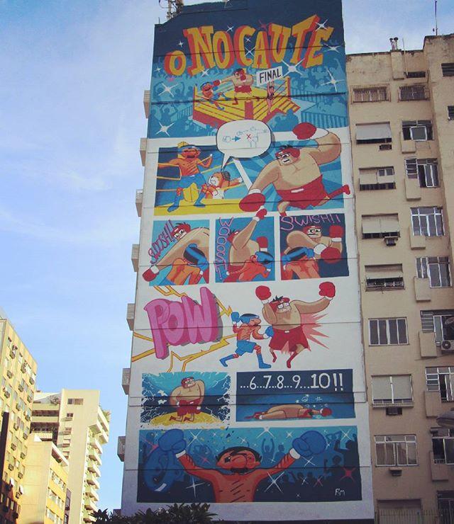 #art #streetart #streetartriodejaneiro #streetartrio #graffiti #graffitiart #instagraff #intagraffite #buildingstreetart #urbanart #streetartbrazil #graffitimundo #globalstreetart #urbangraffiti #graffitestreetart #sprayart #wallart #copacabana #copacabanarj #rioeuteamo #artederua #artederuarj #carioca #turistandonorio #riodejaneiro #rj #brasil #brazil
