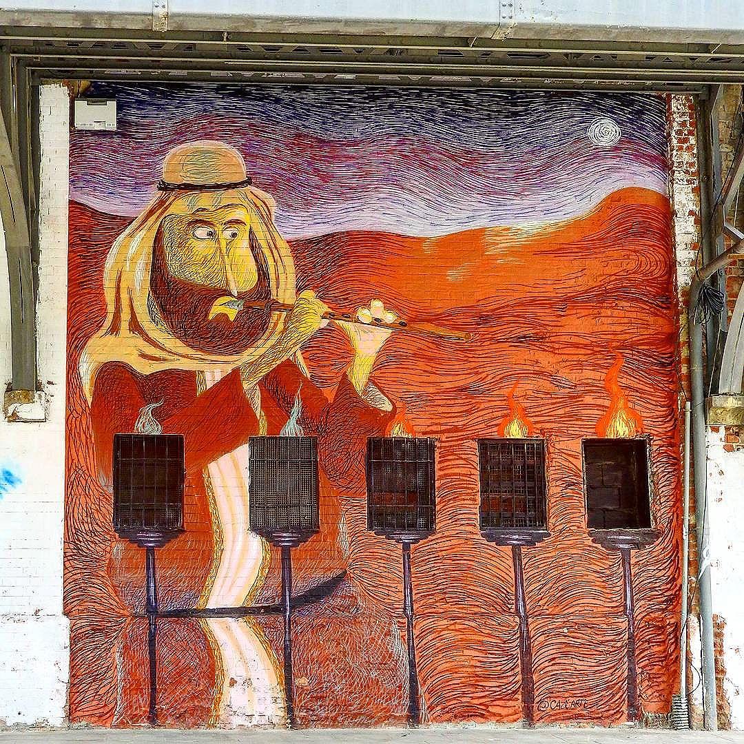 Arte na parede. @cazearte . . #streetartrio #brurbanlandscape #arteurbana #artederua #esseemeurio #boulevardolimpico #cidademaravilhosa #ig_riodejaneiro_ #ihcarioquei #carioquissimo #cariocandonorio #vivacarioquice #rioenquadrado #rioeuamoeucuido #riopostcard #riomais #rioetc #conservacaorio #gosteifotografei_ #amofotografar #aboutrio