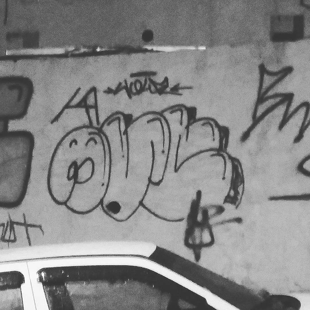 Avc ! #calvinwolf  #wolf  #vandal  #streetart  #streetartrio  #graffiti  #instagraffiti