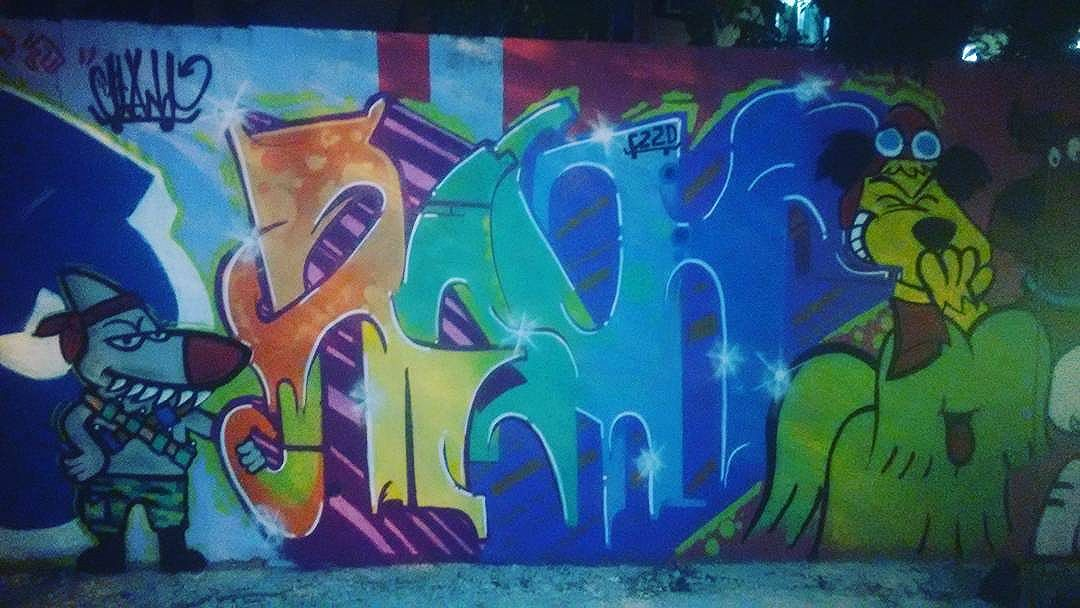 #classed #fabioplant #streetartrio #ruadazn