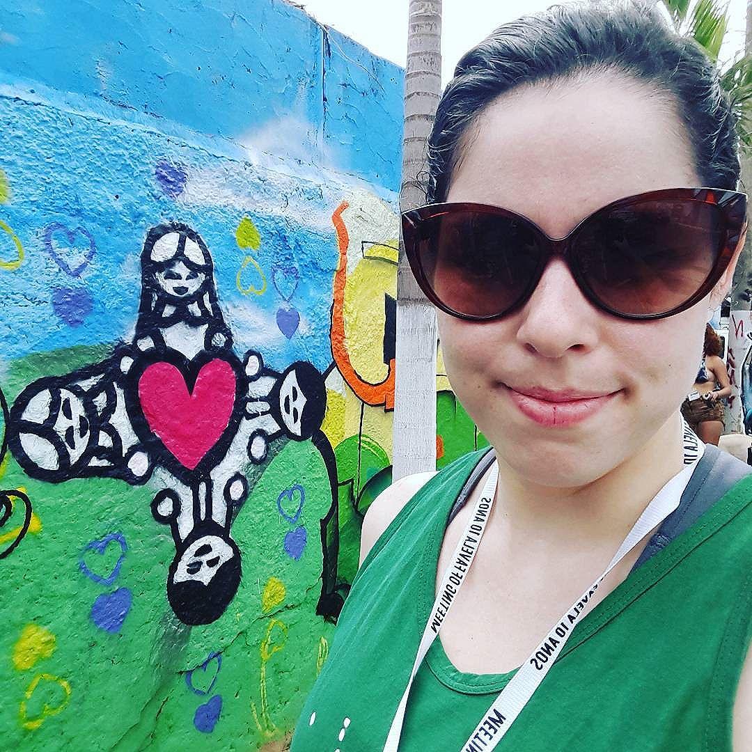começando o dia fazendo alguma coisa por mim! obrigada @redenami pelo convite! #RedeNami #StreetArtRio #StreetArt #stencil #afrografiteiras #mof