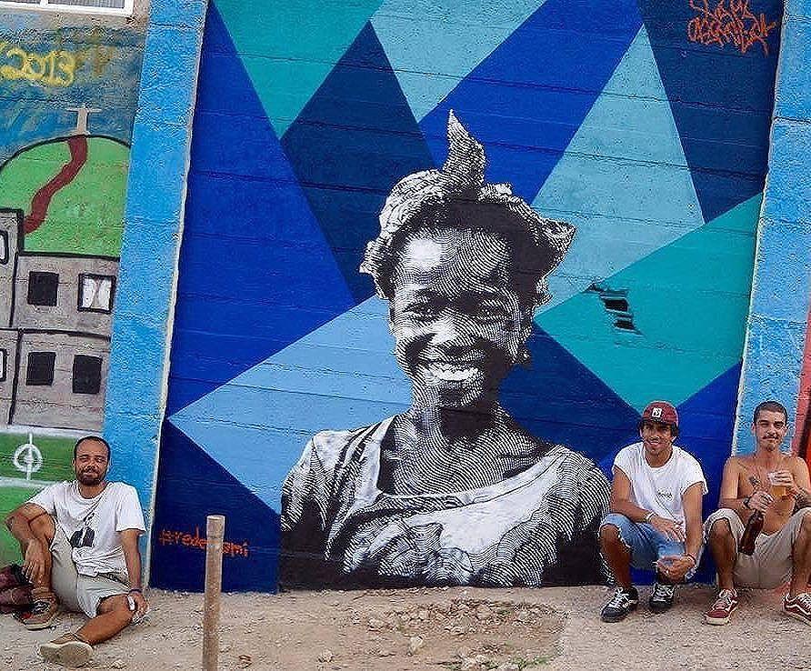 Compartilhado por: @redenami via #StreetArtRio | Mais detalhes da obra, local e artista em: streetartrio.com.br #artstagram #artlovers #artistic #art #urbanart #streetstyle #streetphoto #streetart #streetartist #urbanstyle #urbanart #urban #instaartist #instaart #instaart #instaartist