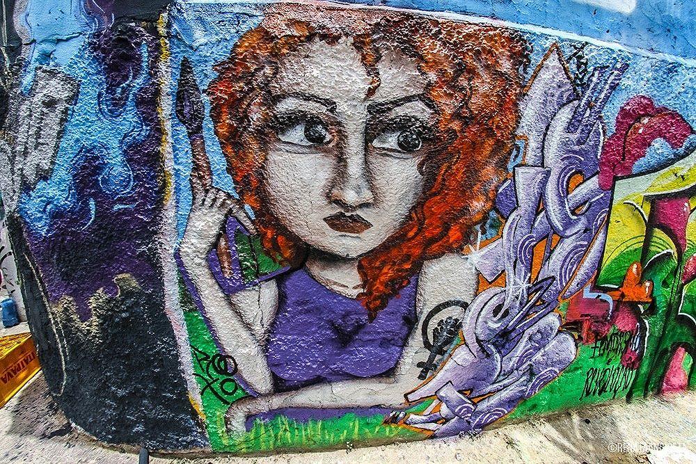 #Graffiti da @priscilarooxo no #MOF2016  #StreetArt #StreetArtRio #ArteUrbana #RedeNAMI