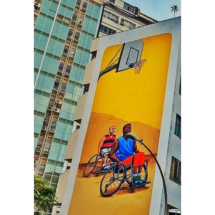 #grafite #urbanart #streetart #streetartrio