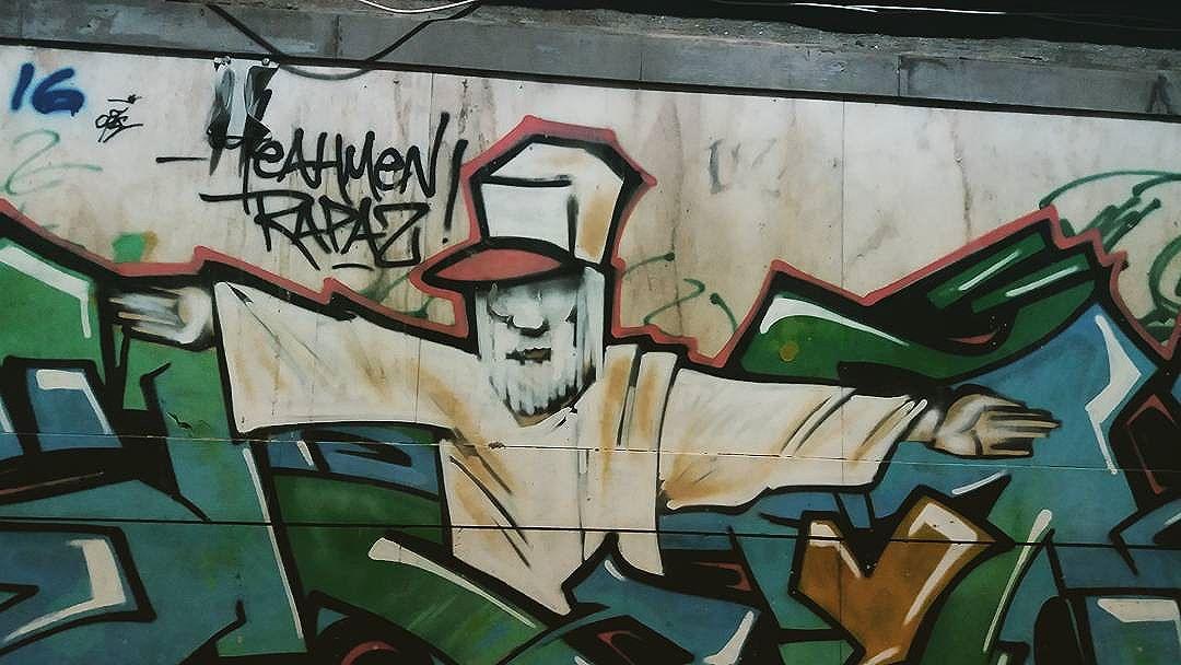 #grafittinoriodejaneiro #streetartinrio #streetartrio