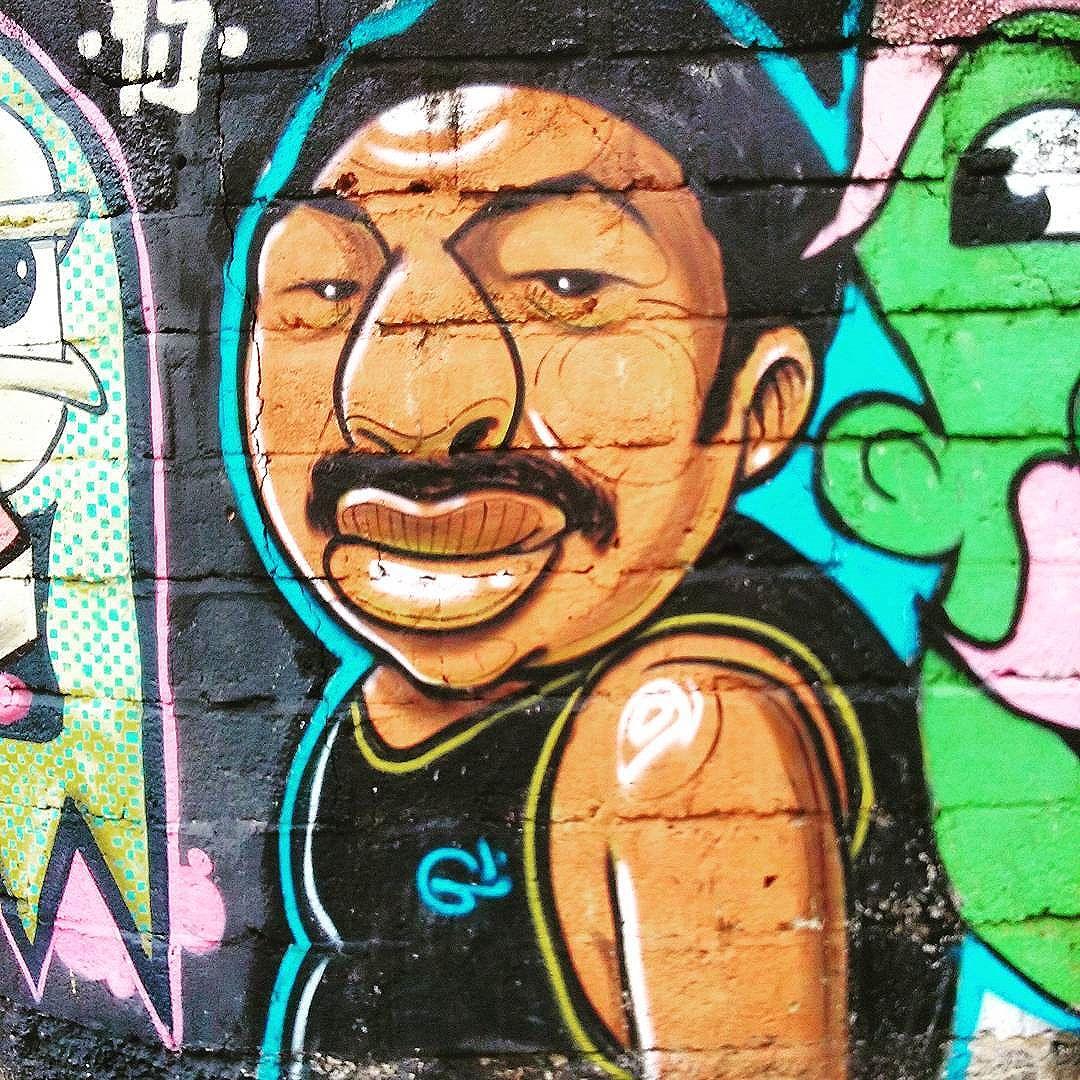 Na esquina Rua João Paulo I e do Matoso  Rio Comprido #StreetArtRio  #grafittinoriodejaneiro