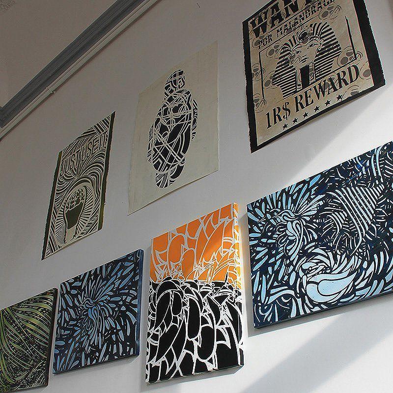 New Collection Of StDsgn. Artistic Residence On The CasaBondels ! Meduim: Mixed Media Painting on Canvas & Canson. Street Art Montpellier 2016 WebSite : stdsgn.fr  #StDsgn #StreetDesign #MixedMediaPainting #spray #acrylic #stencil #streetart  #streetartist #graffiti #graffitiart #paint #peinture #pintura #street #design #art #casabondels #montpellier #paris #london #newyork #rio #saopaulo #streetartmontpellier #streetartparis #streetartlondon #streetartnewyork #streetartrio #streetartsaopaulo