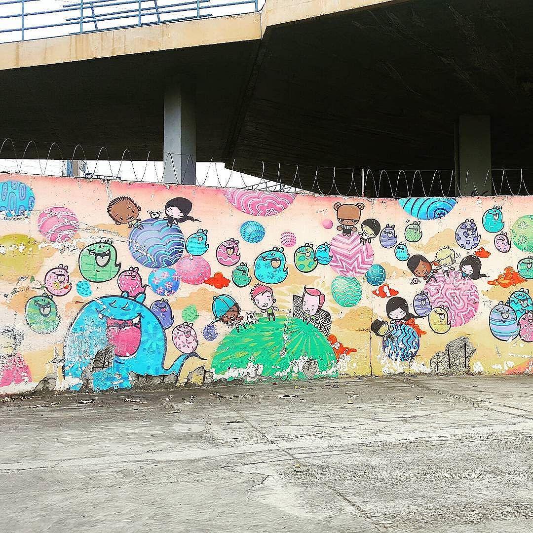 #olharever #pelasruasdoriodejaneiro #art #pintura #graffiti #artenasruas #streetart #StreetArtRio #streetstyle #streetartistry #sprayart #instagrafite #urban #urbanart #streephotography