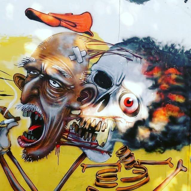 #pakato #streetartrio #streetartist #streetstyle #streetphotography #streetphotographers #ofantasticomundodografite #graffirio #graffiticarioca #riodejaneiro #sprayart #aerosolart #be_one_urbanart #graffiti_of_our_world #streetartglobal #riodejaneiro #tijuca