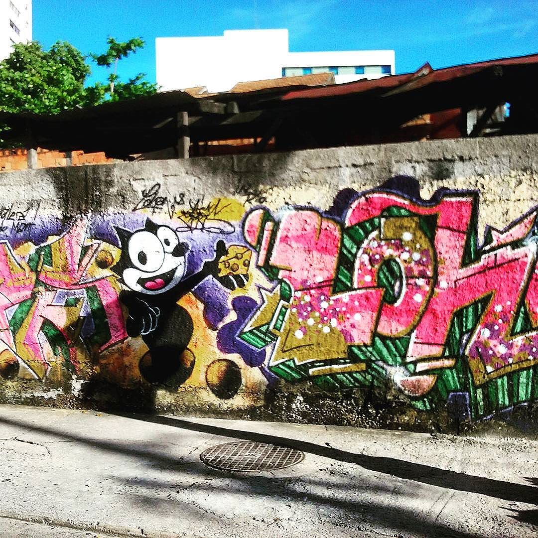 Quase na esquina Rua São Valentim  Praça da Bandeira  #StreetArtRio  #grafittinoriodejaneiro