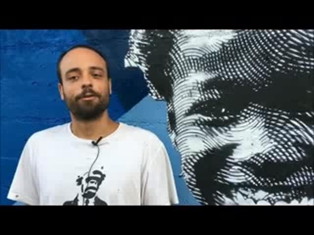 """Rede NAMI apresenta @natafamilia  Parte 3 de 7 """"A Nata Família surgiu da reunião de amigos, por volta de 2008, e deu fruto ao coletivo focado na arte em Estêncil""""  Em 11 de novembro de 2016, o grupo de cariocas esteve na Rede Nami para fazer uma pintura no #MuseuNami e nos contou um pouco sobre a sua história e seu processo criativo.  Veja o vídeo completo: https://www.youtube.com/watch?v=b9OoZvCrJ74  #Arte #StreetArt #StreetArtRio #Graffiti #Stencil #Estêncil #EstêncilRJ #MuseuNAMI #RedeNAMI  @thuliomoreiramonteiro @victornatafamilia"""