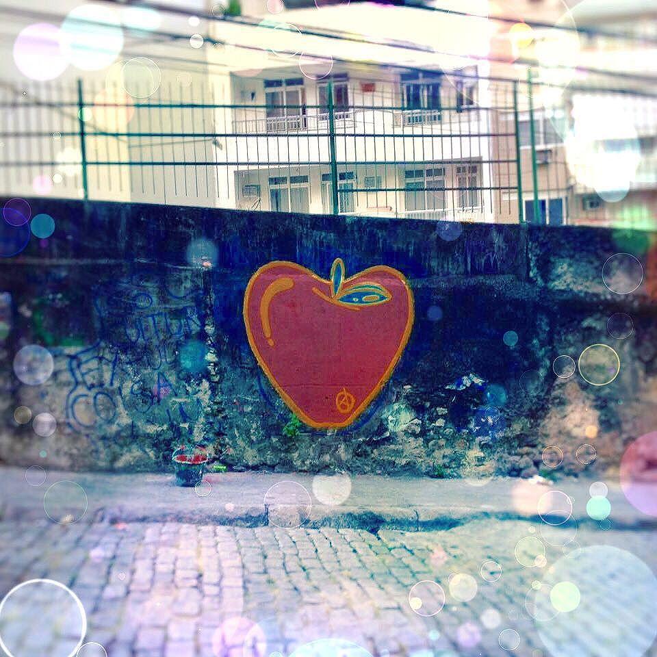 #streetartrio Natal tb é dia de grafitar ️