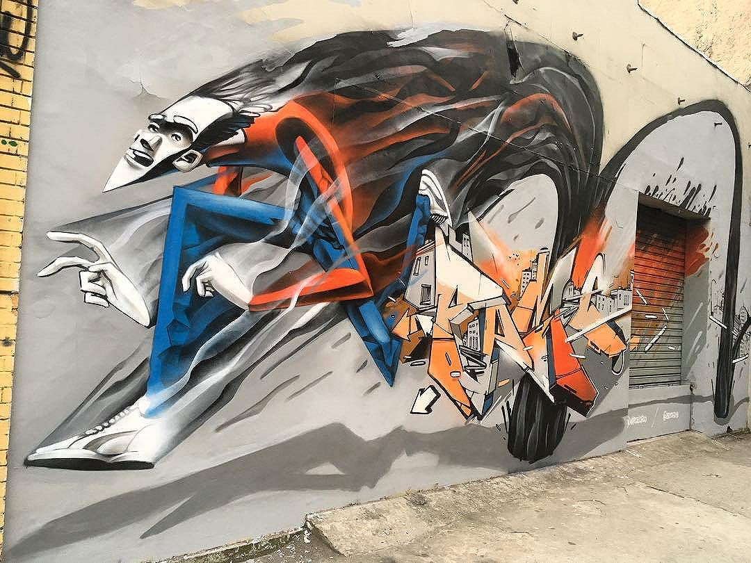 @marceloeco in Rio de Janeiro, Brasil. #marceloeco #riostreetart #streetartrio #streetartrj #graffitirio #graffitirj #streetartbrazil #streetartbrasil #streetartbr #brazilstreetart #graffitibrasil #brasilgraffiti #brazilgraffiti #igersbrazil #graffitibrazil #streetart #urbanart #graffiti #wallart #graffitiart #wallpainting #muralpainting #artederua #arteurbana #muralart #graffitiwall #graffitiartist #streetart_daily #streetarteverywhere