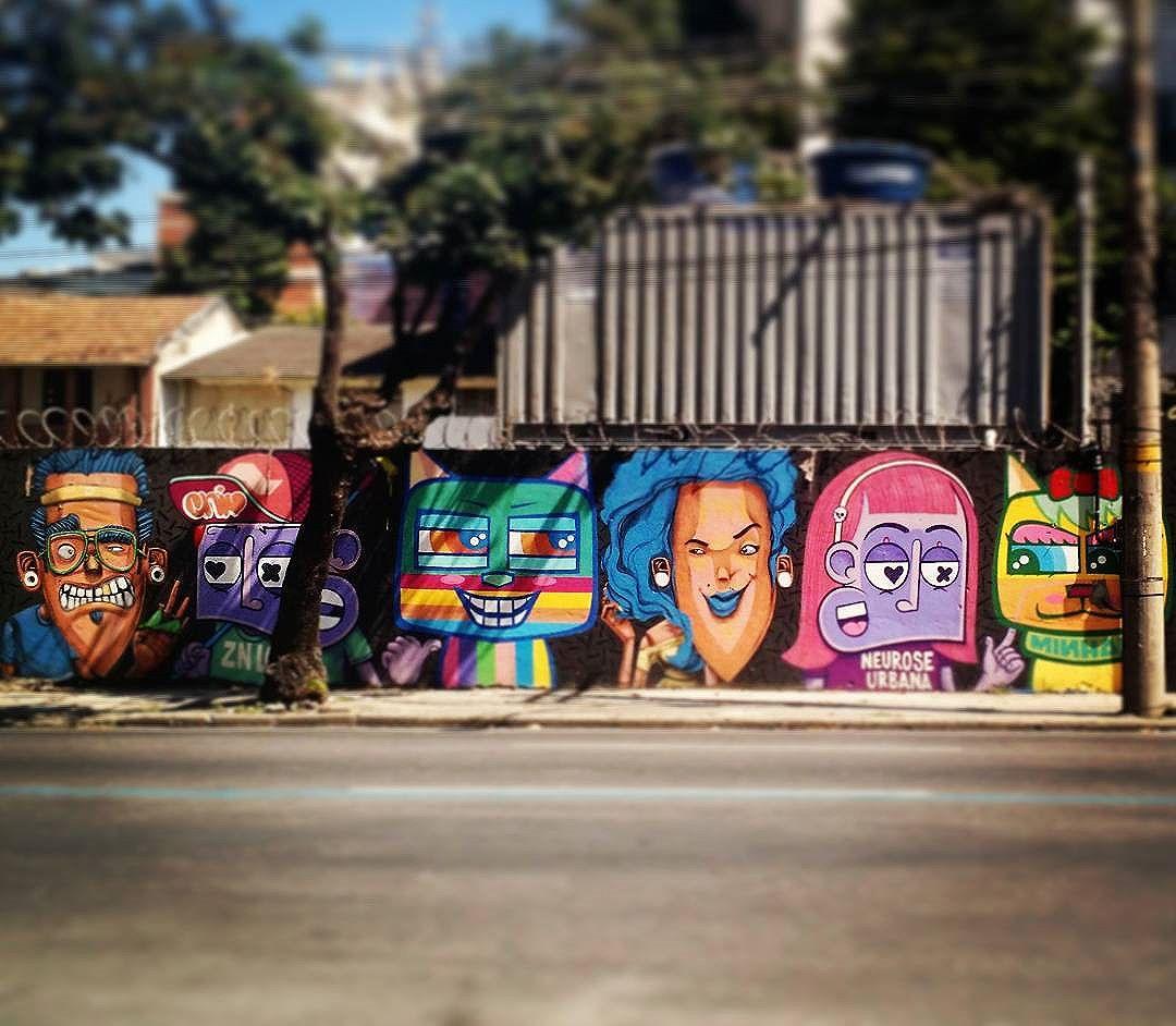 Artist: @chivitz #neuroseurbanacrew #streetart #grafite #grafitti #instagrafite #arteurbana #artederua #urbanart #StreetArtRio #zonanorterj #streetarteverywhere #tijukistan #Tijuca #TJK