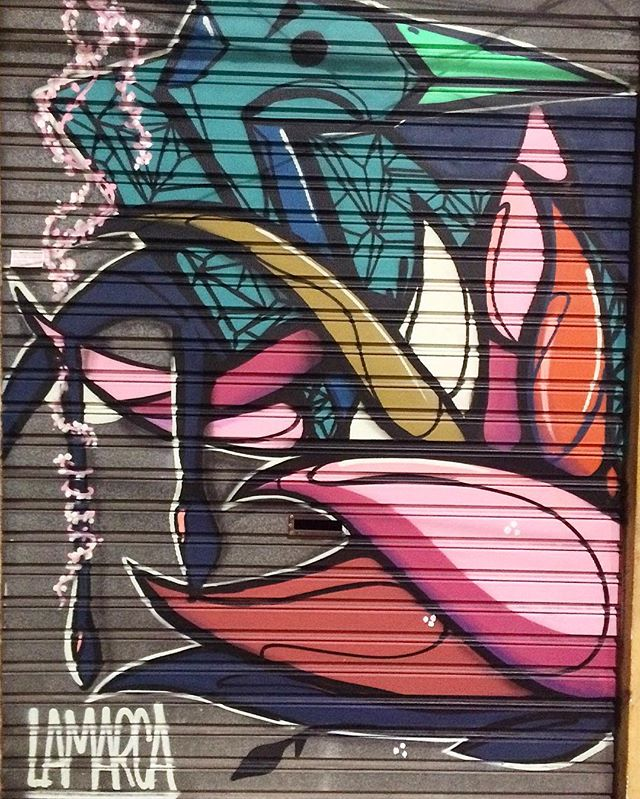 Artista: @marcelolamarca #StreetArtRio #streetart #urbanarte #arteurbana #graffiti #marcelolamarca