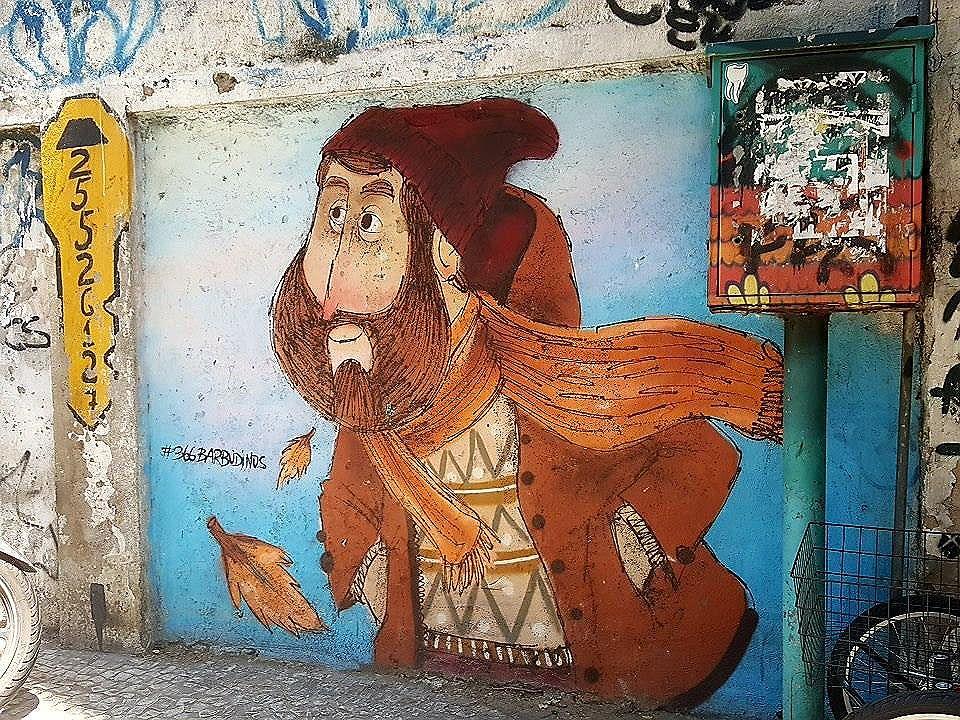 Barbudinos - barbudinho de Laranjeiras-RJ  #olharever #pelasruasdoriodejaneiro #art #artepelasruas #pintura #paint #paintart #graffiti #graffitiart #graffitipaint  #spray #sprayart #sprayartist #streetartverywhere #streetartlovers #instagrafite  #streetartrio #StreetArtRio #streetartofficial #streetstyle #streetartistry #streephotography #urban #urbanart #urbanstreetart #mural #muralart #instagood #instagramphoto